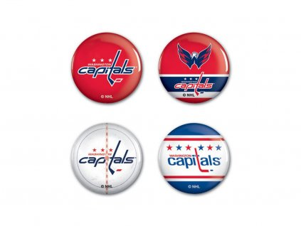 Odznak Washington Capitals WinCraft