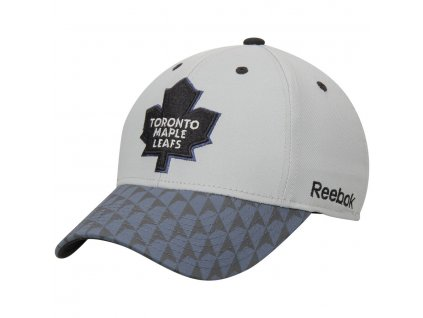 Šiltovka Toronto Maple Leafs Reebok Crosscheck 2-Tone