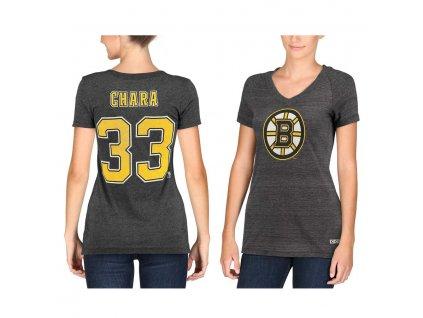 Dámske Tričko Zdeno Chara Boston Bruins