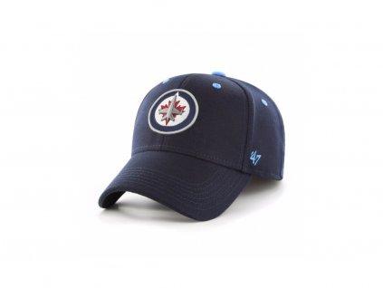 Šiltovka Winnipeg Jets 47 Kickoff Contender