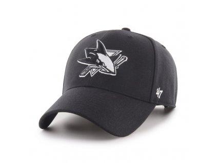 Šiltovka San Jose Sharks 47 MVP Snapback