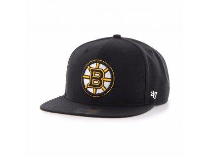 47 nhl boston bruins no shot captain snapback cap p5504 15468 image