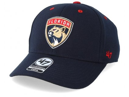 florida panthers kickoff 47 contender wool navy flexfit 47 brand