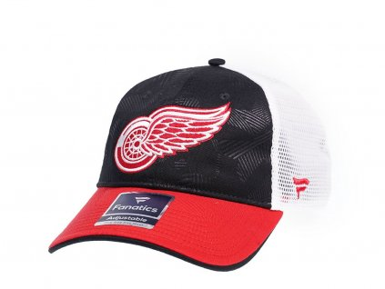 Šiltovka Detroit Red Wings Iconic Trucker Shadow