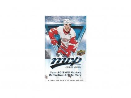 Hokejové Karty NHL Upper Deck 2019-20 2019-20 UD MVP Hockey HOBBY Box