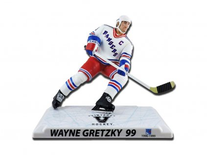 Figurka #99 Wayne Gretzky New York Rangers Imports Dragon Player Replica