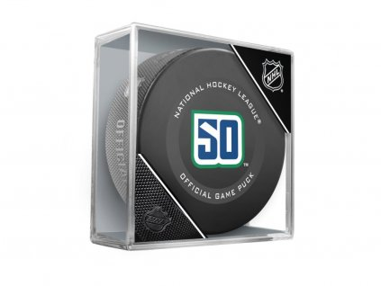 Puk Vancouver Canucks Official Game Puck 2019-2020