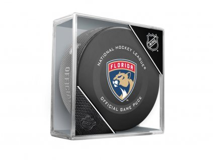 Puk Florida Panthers Official Game Puck 2019-2020