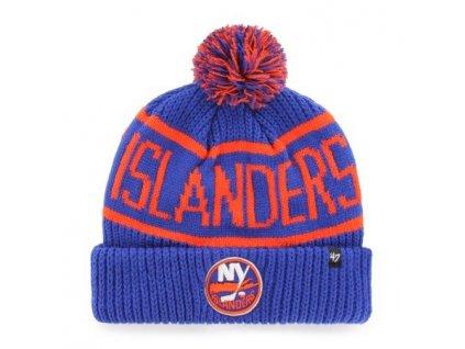7071 kulich 47 brand nhl calgary cuff knit new york islanders