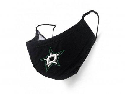 Rúško Dallas Stars Black