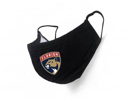 Rúško Florida Panthers Black
