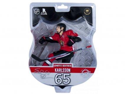 Figurka Erik Karlsson #65 Ottawa Senators Imports Dragon