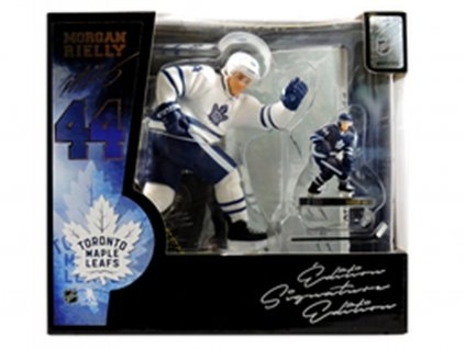 Figurka Morgan Rielly #44 Toronto Maple Leafs Set Box Exclusive