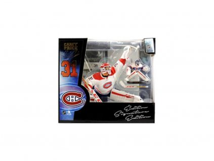 Figurka Carey Price #31 Montreal Canadiens Set Box Exclusive
