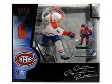 Figurka Shea Weber #6 Montreal Canadiens Set Box Exclusive