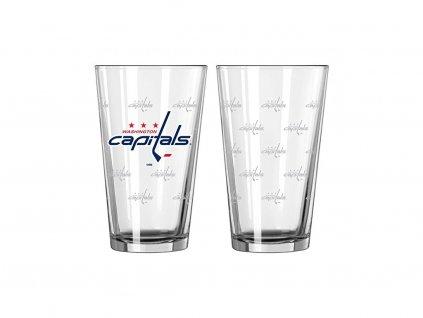 Set Pohárov Washington Capitals Pint