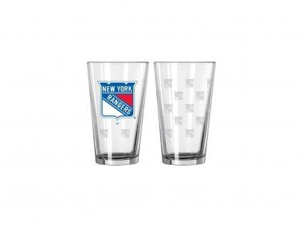 Set Pohárov New York Rangers Satin Pint