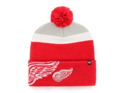 Zimná Čiapka Detroit Red Wings Mokema '47