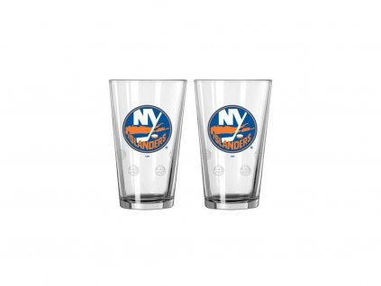 Set Pohárov New York Islanders Pint Glass