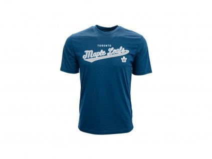 Tričko Toronto Maple Leafs Tail Sweep Tee
