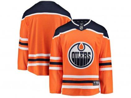 Detský Dres Edmonton Oilers Breakaway Home Jersey