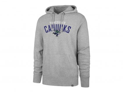 Mikina Vancouver Canucks Outrush '47 HEADLINE Pullover Hood