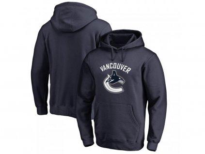 Mikina Vancouver Canucks Fanatics Branded Primary Logo