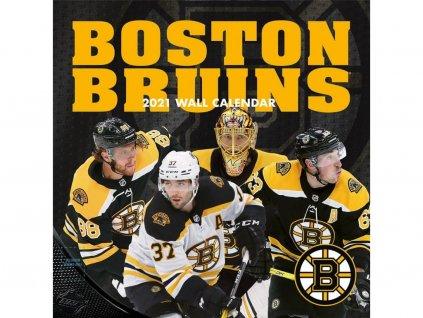 Kalendár Boston Bruins 2021 Wall Calendar