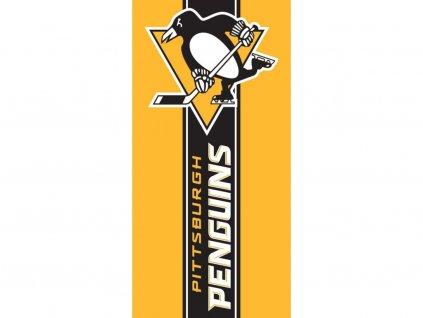 Plážová Osuška Pittsburgh Penguins Belt TIP