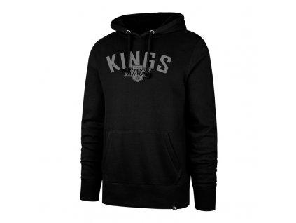 Mikina LA Kings Outrush '47 HEADLINE Pullover Hood (Veľkosť XL)