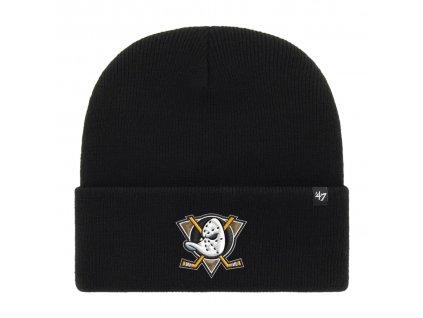 Zimní čepice Anaheim Ducks Haymaker '47 CUFF KNIT