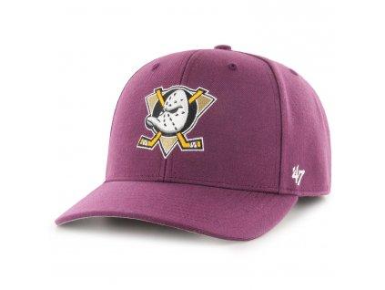 Kšiltovka Anaheim Ducks Cold Zone '47 MVP DP