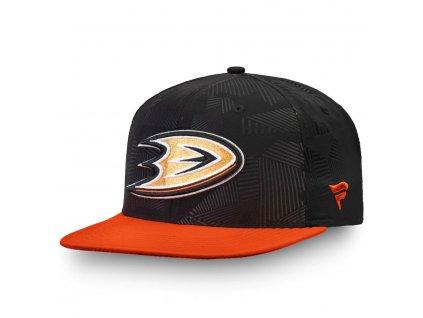 79286 ksiltovka anaheim ducks iconic snapback adjustable hat