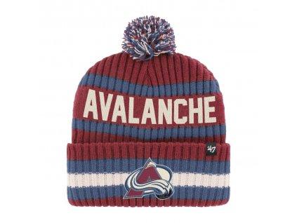 Zimní čepice Colorado Avalanche Bering '47 CUFF KNIT