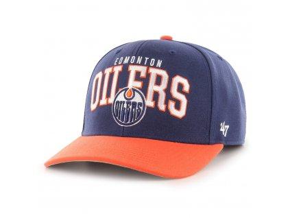Kšiltovka Edmonton Oilers McCaw '47 MVP DP