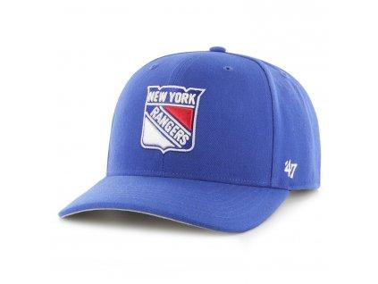 Kšiltovka New York Rangers Cold Zone '47 MVP DP