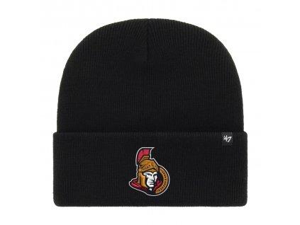 Zimní čepice Ottawa Senators Haymaker '47 CUFF KNIT