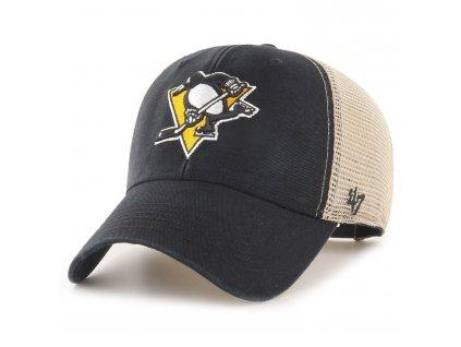 Kšiltovka Pittsburgh Penguins Flagship Wash '47 MVP