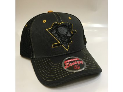 52923 ksiltovka pittsburgh penguins zephyr blacklight original snapback