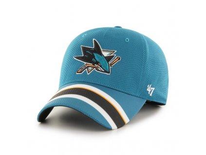 Kšiltovka San Jose Sharks NHL Jersey '47 SOLO