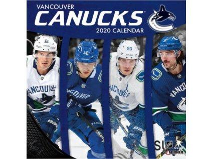 77087 1 kalendar vancouver canucks 2020 wall