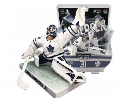 Figurka Frederik Andersen #31 Toronto Maple Leafs Imports Dragon