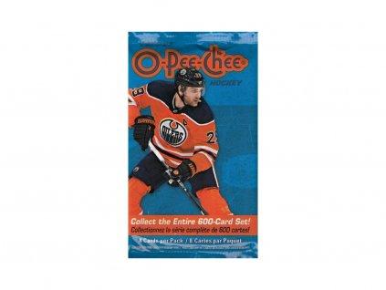 Hokejové Karty NHL 2020-21 Gravity Pack Retail O-Pee-Chee
