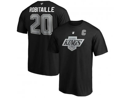 Tričko Luc Robitaille Los Angeles Kings Retired Player