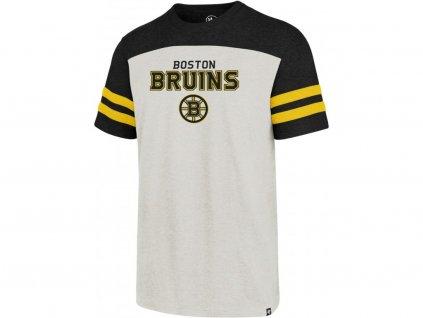 Tričko Boston Bruins Endgame '47 Club Tri-Colored Tee