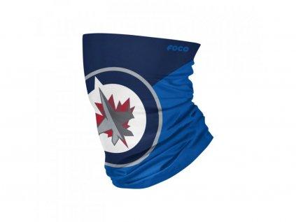 Nákrčník Winnipeg Jets Big Logo Elastic Gaiter Scarf