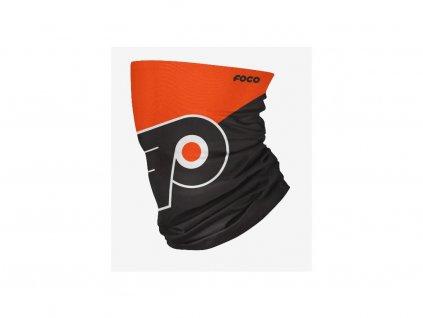 Nákrčník Philadelphia Flyers Big Logo Elastic Gaiter Scarf