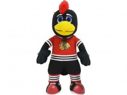 Plyšový Maskot Tommy Hawk Chicago Blackhawks Figure
