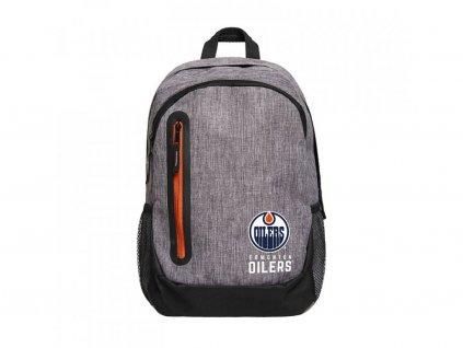 Batoh Edmonton Oilers Heathered Gray