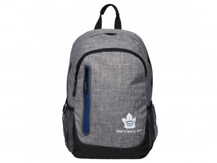 Batoh Toronto Maple Leafs Heathered Gray